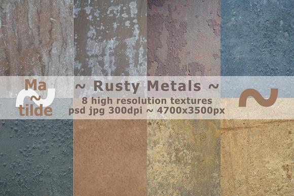 Rusty Metals