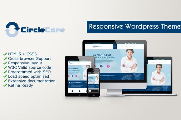 Circlecare Responsive Theme
