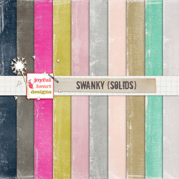 Swanky {solids} 20% Off