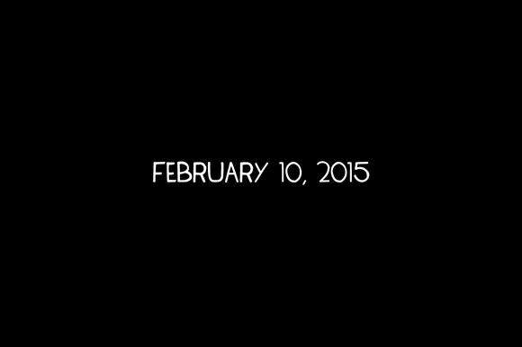 February 10 2015