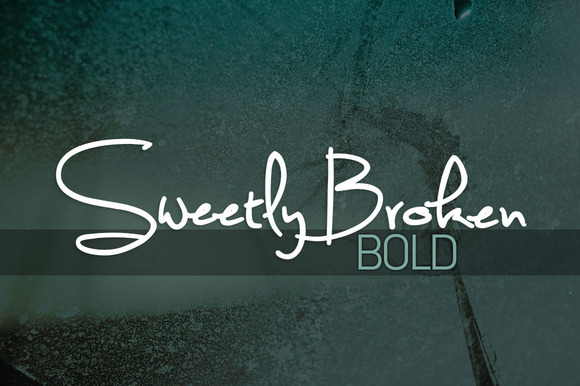 Sweetly Broken Bold