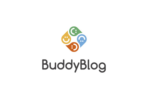 Buddy Blog Logo