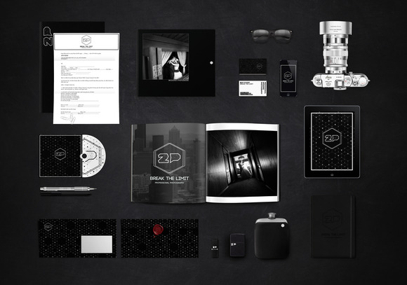 Luxury Branding For Photographer