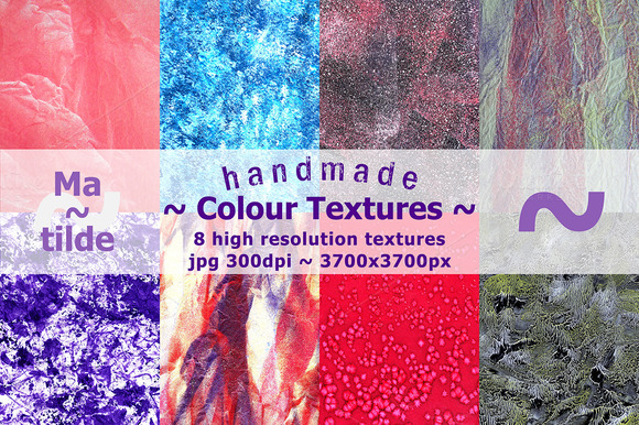 Handmade Colour Textures