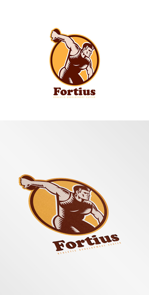 Fortius Athletic Development Logo