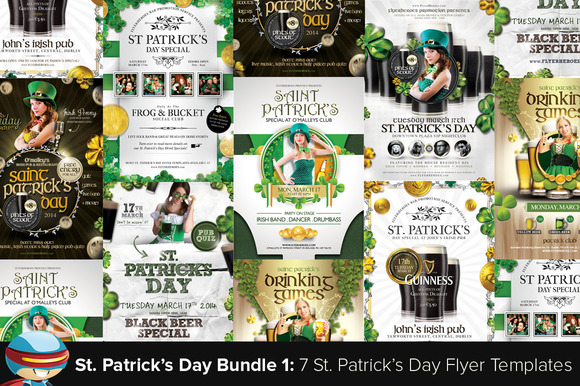 Saint Patrick's Day Bundle 1