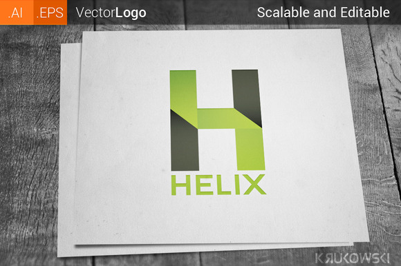 Letter H Company Logo