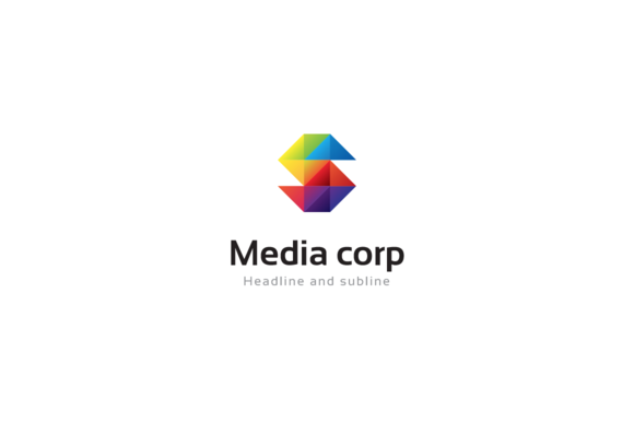 Media corporation logos