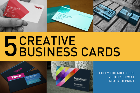 Free Business Card Templates  Design Your Business Card