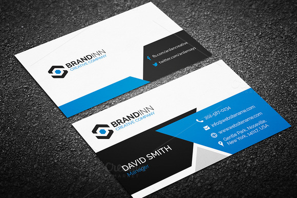 Creative Business Card 19