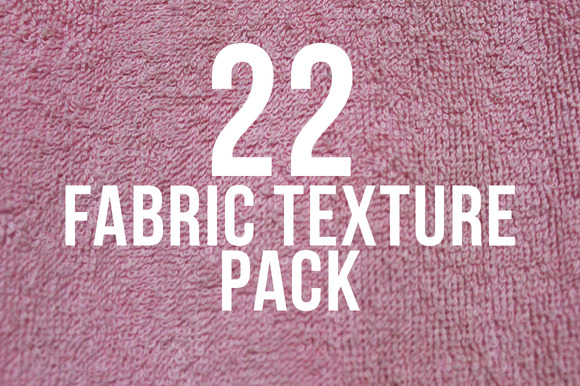 22 Fabric Texture