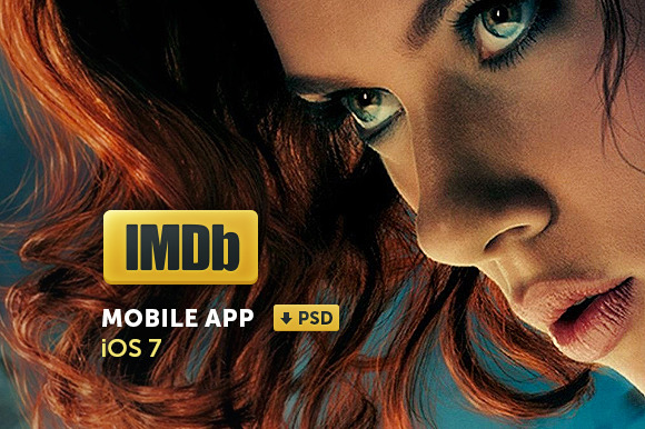 IMDb IOS App Design