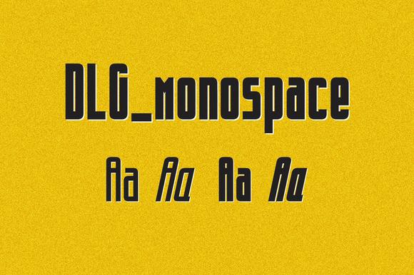 DLG Monospace