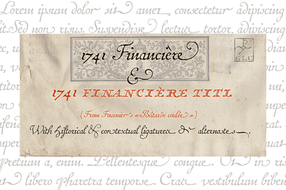 1741 Financiere Family OTF