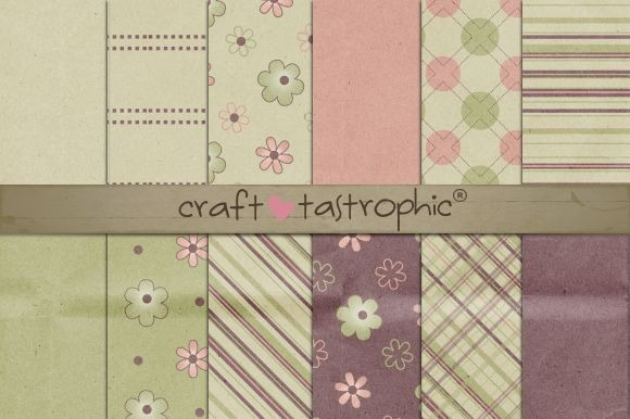 Cotty Summer Paper Pack