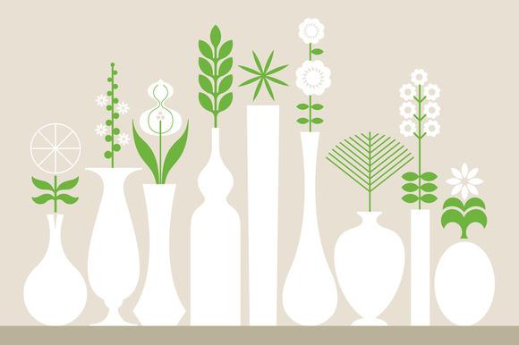 Vases Flowers