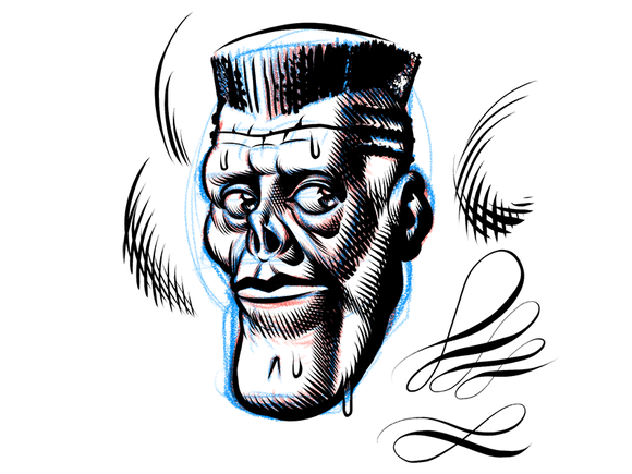 Manga Studio 5 Custom Brush Set