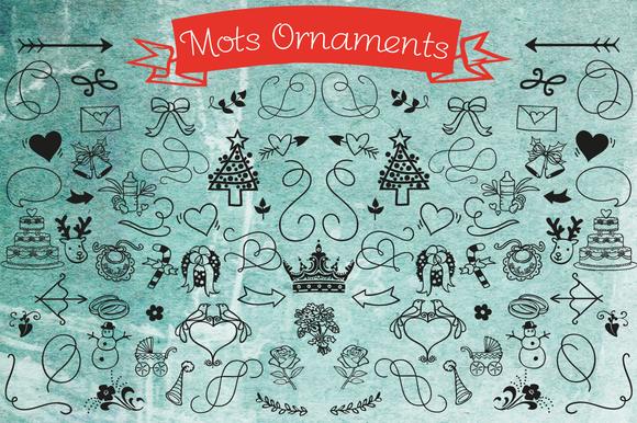 Mots Ornaments