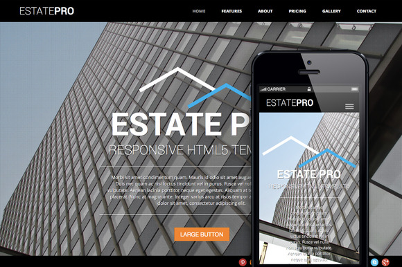 EstatePro Real Estate Theme