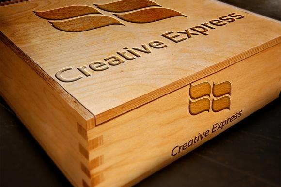 Creative Express Logo