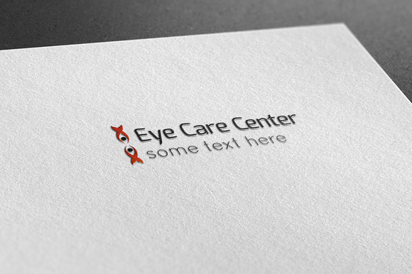 Eye Care Center Logo