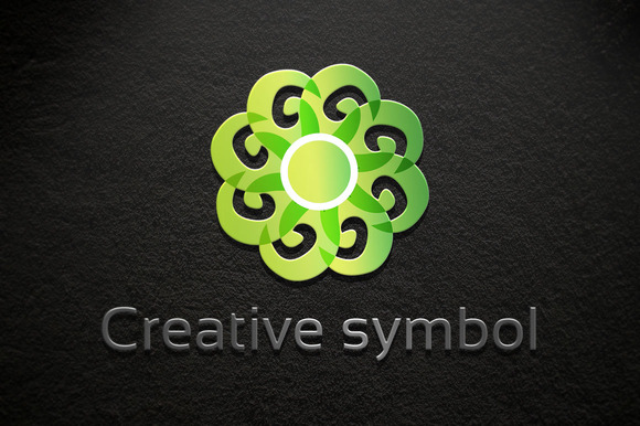 Creative Flower Logo