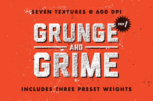 Grunge And Grime Texture Pack