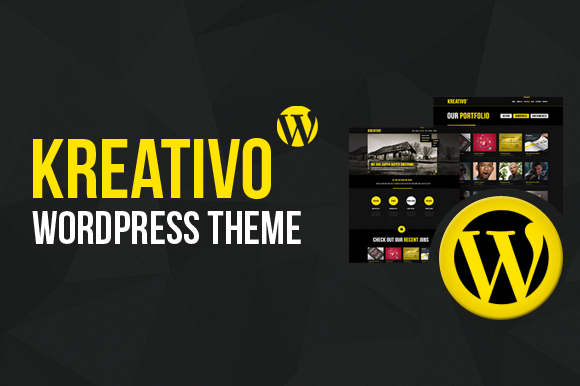 Kreativo Wordpress Responsive Theme