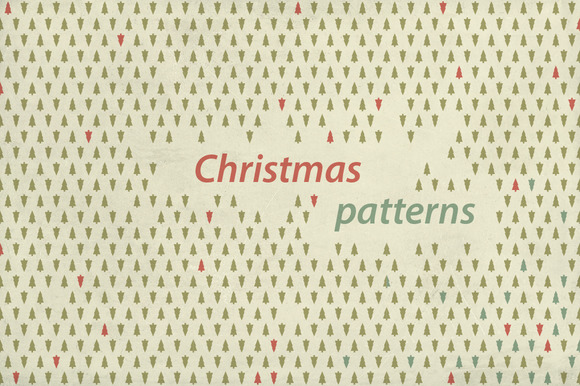 Clean Christmas Patterns