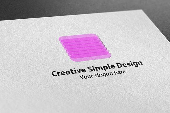 Creative Simple Design Logo