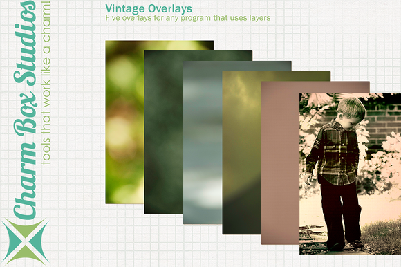 Vintage Overlays