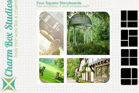Four-Square Storyboard