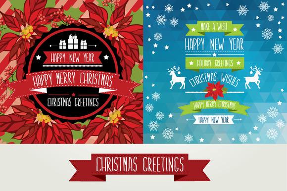 2 Christmas Posters