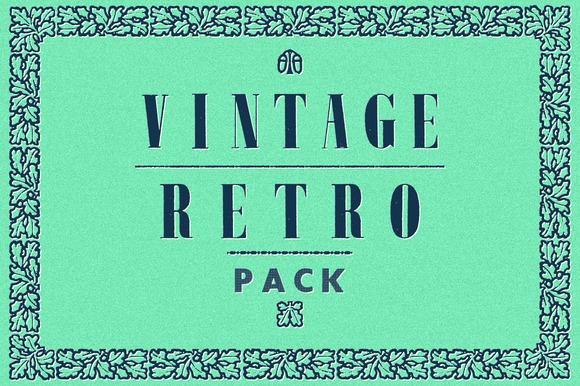 VINTAGE-RETRO-PACK