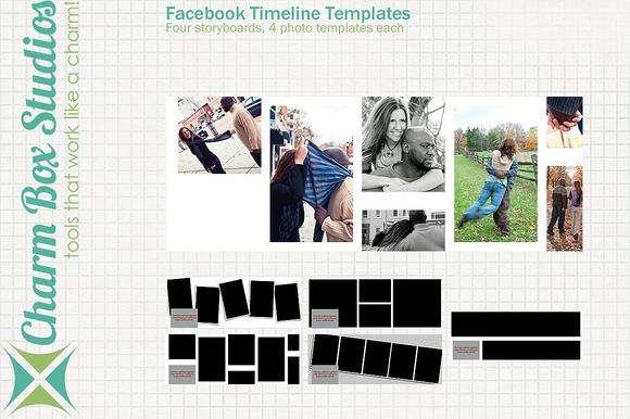 Facebook Timeline Templates
