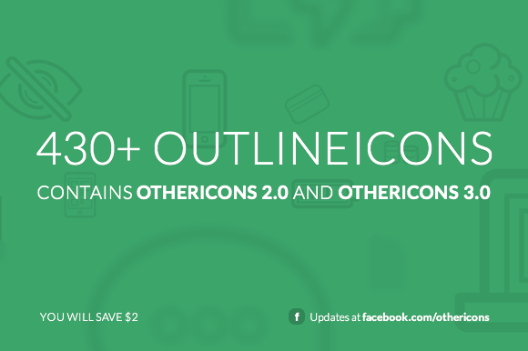430 Outlineicons