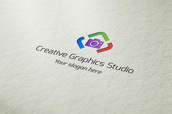 Creative Graphics Studio Logo