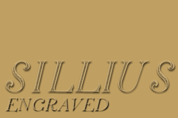 Silius Engraved