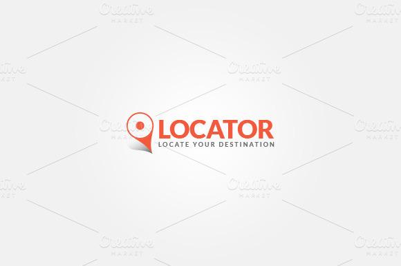 Locator Logo Template
