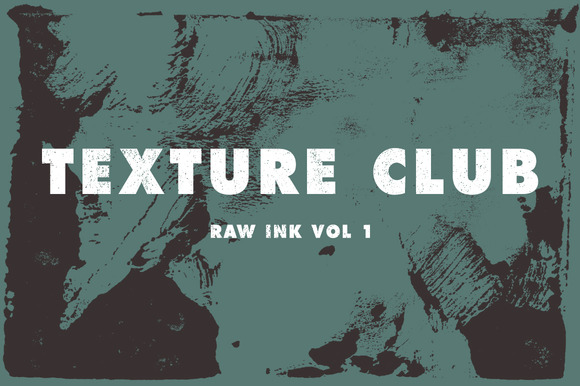 Raw Ink Vol 1