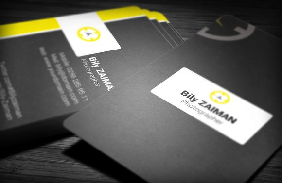 Venture Name Card