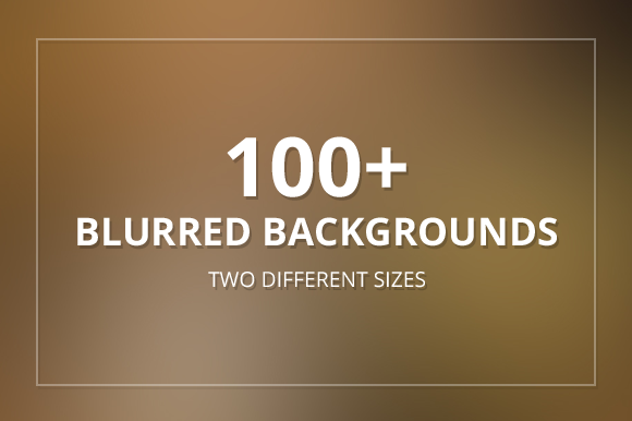110 Blurred Background Bundle HD