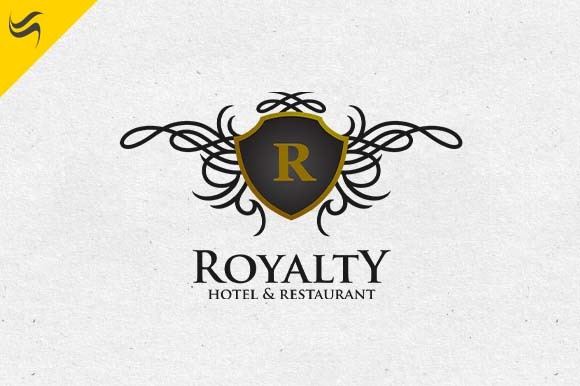 Royalty Logo Template
