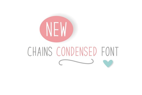 Chains Condensed