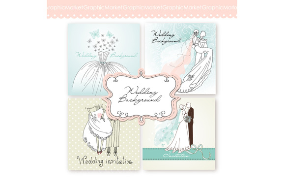 Wedding Invitations Card Templates