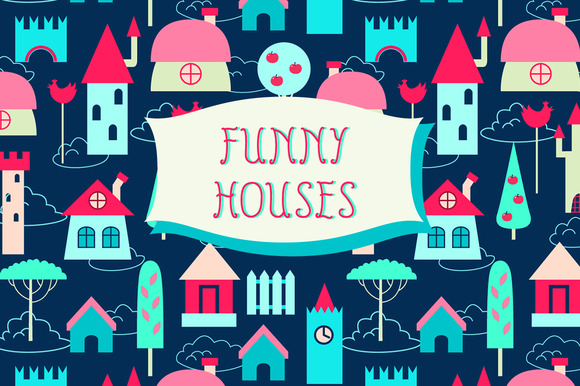 Funny Houses
