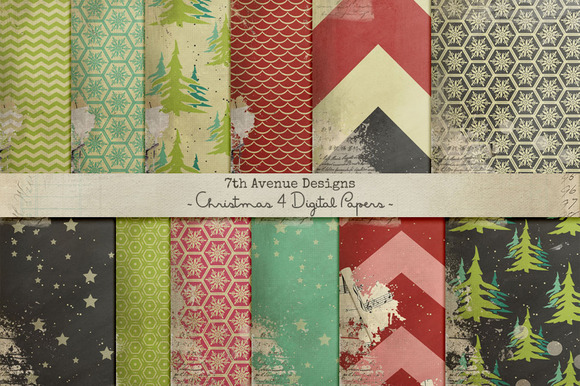 Christmas Papers 4