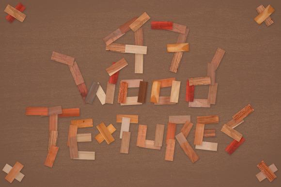 47 Wood Textures