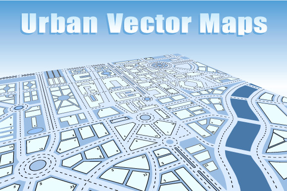 Urban Vector Maps