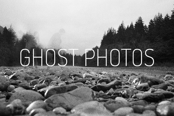 Ghost Photos